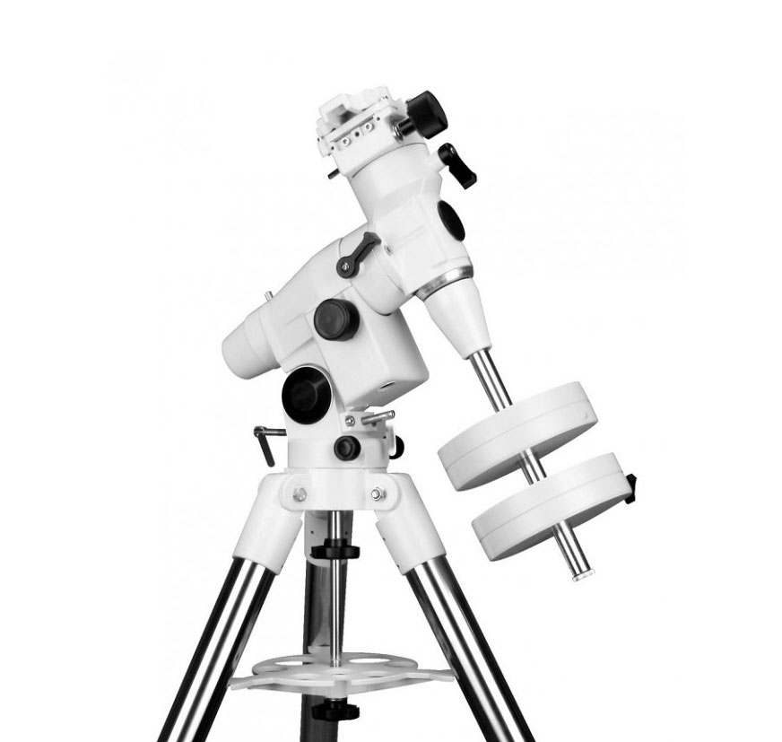 EQ5 MOUNT WITH STEEL TRIPOD