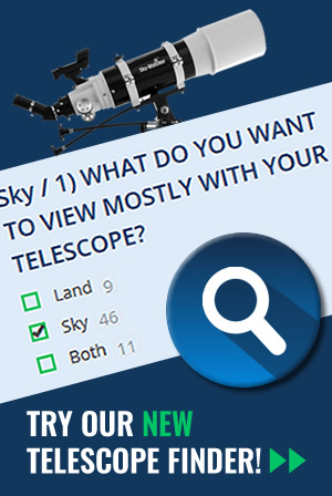 Telescope Finder Questions - Sky-Watcher Australia