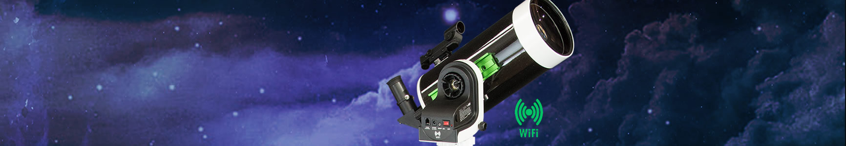MINI AZ, The NEW Sky-Watcher integrated WIFI GOTO mount.