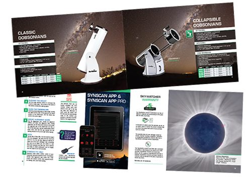 2018 Sky-Watcher Catalogue