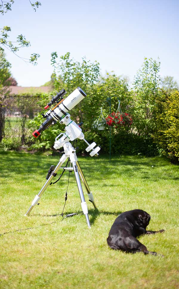 astrophotography-telescope-mount - Sky-Watcher Australia