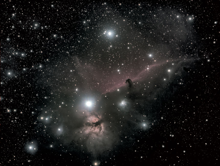 Mike-Geisel-Astrophotographer-Horse-Head-and-Flame-nebulae