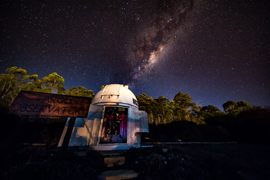Mike Geisel Observatory