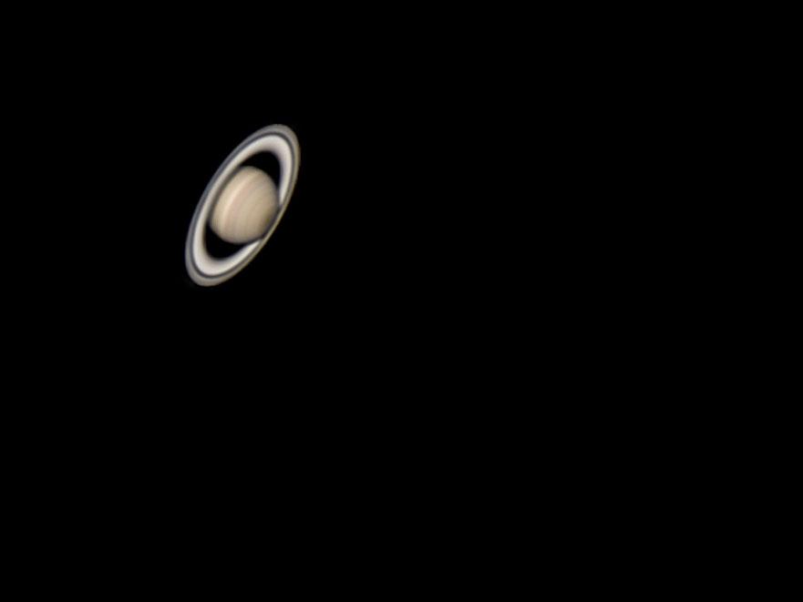Mike Geisel Saturn