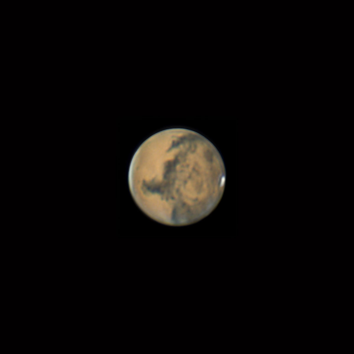 Solar-System-Peter-Patonai-Mars-One-Week-After-Opposition